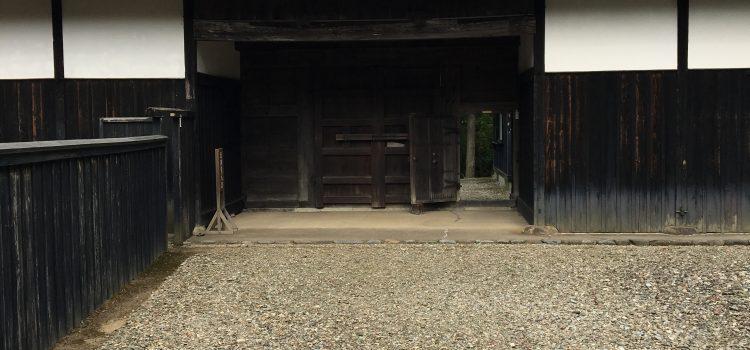 歴史的建物勉強会 秋田市黒澤家